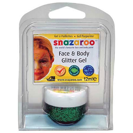 Face & Body Glitter Gel