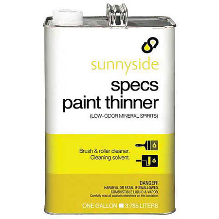 Specs Paint Thinner (Mineral Spirits)