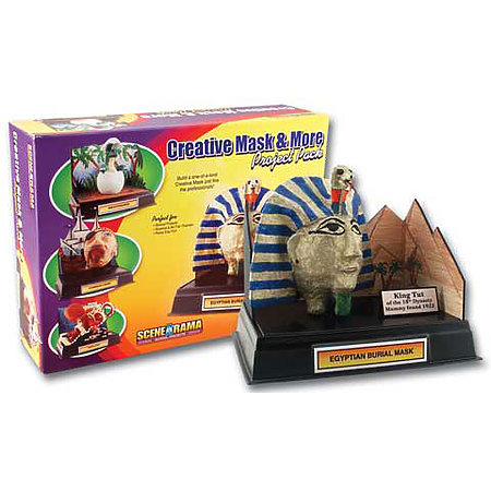 Scene-A-Rama Project Packs Creative Mask & More Kit