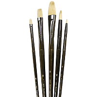 Pointed 8, Royal Brush Zen Brush Set Series 83 Watercolor Short Handle Set