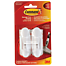 wire hooks - medium, 2/pkg. - peggable